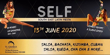 SELF - South East Latin Fiesta tickets