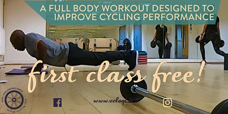Conditioning Circuits Class for Cyclists tickets
