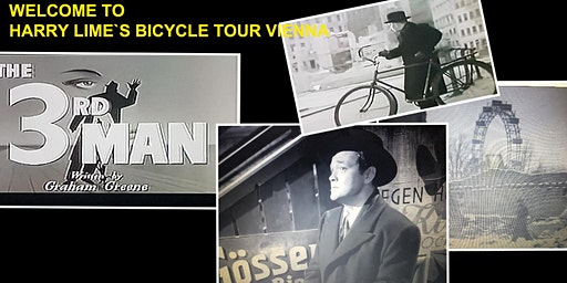 Harry Lime´´s Bicycle SIGHTSEEINGTOUR VIENNA
