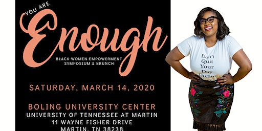 Enough: Black Women Empowerment Symposium/Brunch