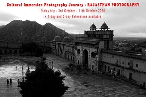 Rajasthan Cultural Travel Photography Tour