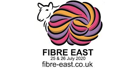 FIBRE EAST - 2020 tickets