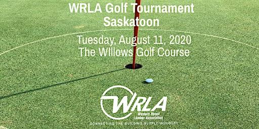 2020 WRLA   Golf Tournament Saskatoon