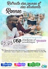 Retraite des jeunes et des étudiants - Rennes billets