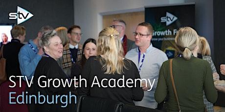 STV Growth Academy Edinburgh tickets