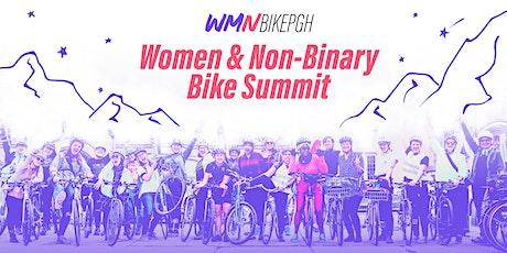 BikePGH 7th Annual Women & Non-Binary Bike Summit Presented by Dollar Bank tickets