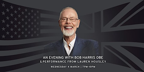 An Evening with Bob Harris OBE & Performance from Lauren Housley tickets