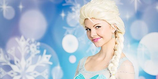 Saturdays Are for Kids:  Ice Princess Meet and Greet