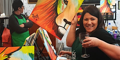 Paint and Sip An Eyeful in Paris 23 Jun tickets