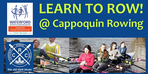 Learn to Row - Cappoquin - Feb 2020