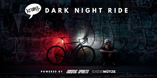 Knog Dark Night Ride @ Cyclingworld / by Cosmic Sports & Schicke Mütze