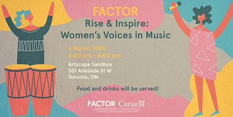 Rise & Inspire: Women's Voices in Music tickets