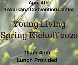 Young Living Spring Kickoff 2020 tickets