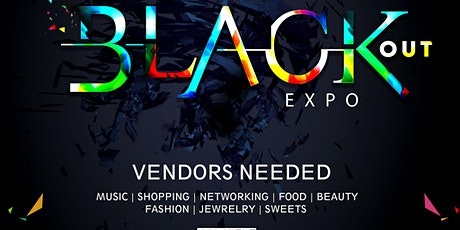 Blackout- Everything Black Expo tickets
