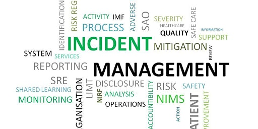 Incident Reporting Training
