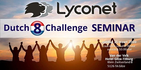 Dutch8Challenge Seminar tickets