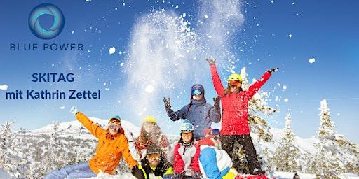 InvestorInnen Skitag mit Kathrin Zettel und BLUE POWER