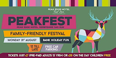 Peakfest, The Family, Fun Festival on the edge of The Peak