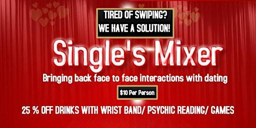 Singles Mixer