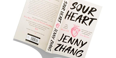 Cosmos Book Club #11: Sour Heart by Jenny Zhang tickets