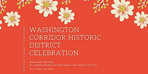 Washington Avenue Corridor Historic District Celebration