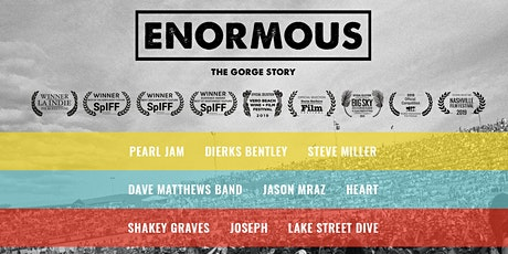 Enormous: The Gorge Story tickets
