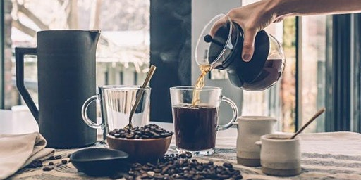 Coffee brewing introductory class