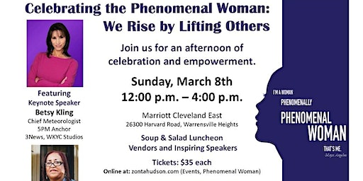 Celebrating the Phenomenal Woman: We Rise by Lifting Others