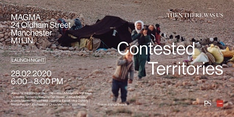 Then There Was Us Magazine Launch – Contested Territories tickets
