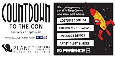 Countdown to the Con - Costume Contest