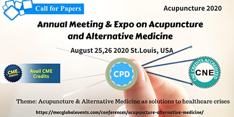 Annual Meeting & Expo on Acupuncture and Alternative Medicine tickets