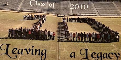Clay-Chalkville High School Class of 2010 Reunion tickets