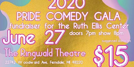 2020 Pride Comedy Gala tickets