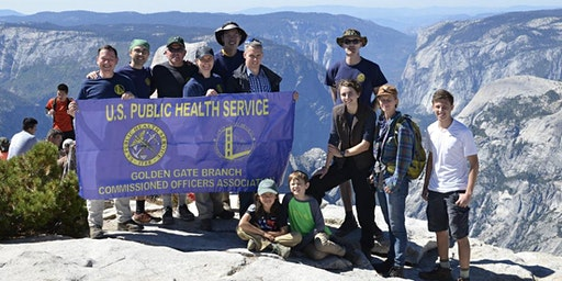 GGCOA Hike and Volunteer at Yosemite National Park