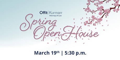 Spring Open House tickets