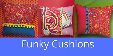 Holiday Makers - Decorative Cushions & Tote Bags tickets