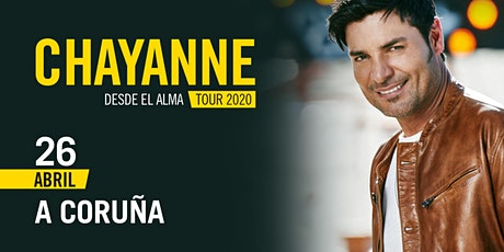 Chayanne en Coliseum A Coruña - Desde el alma. Tour 2020 entradas