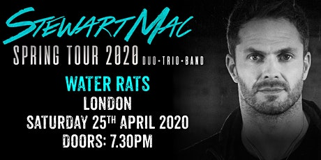 Stewart Mac - Live in London tickets
