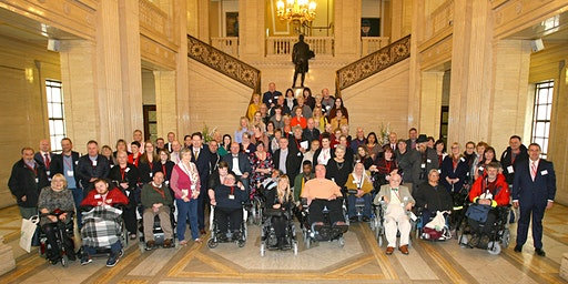 Independent Living Fund Event - Belfast