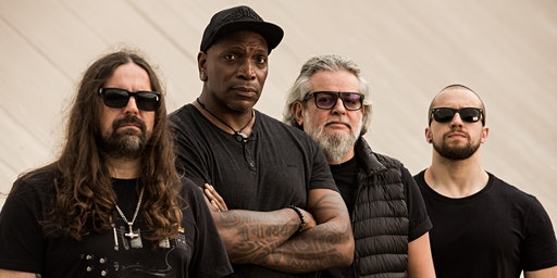 Sepultura (Tramshed, Cardiff)