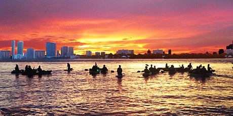 FRIDAY's Kayak & paddleboard SUNSET TOUR tickets