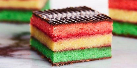 Traditional Rainbow Cookie Class at Soule' Studio tickets