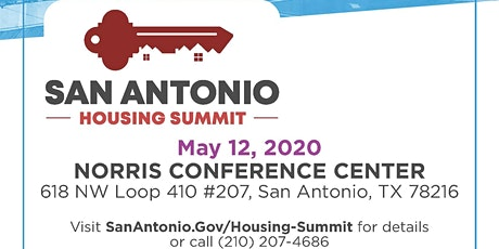 2020 San Antonio Housing Summit tickets