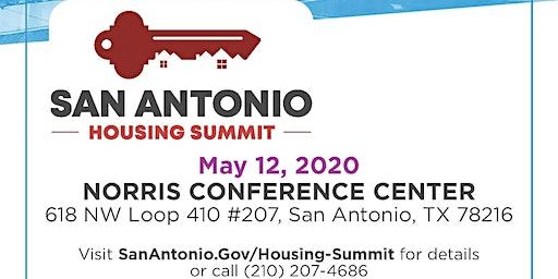 2020 San Antonio Housing Summit