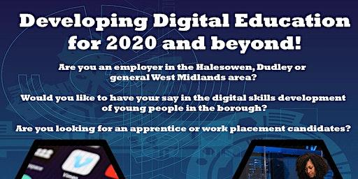 Developing Digital Education: Breakfast Event