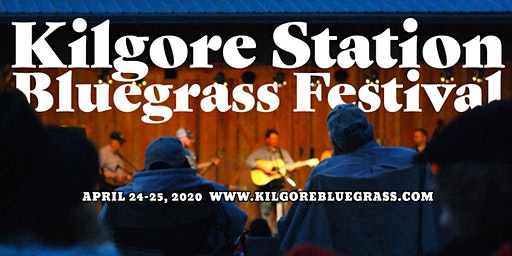 2020 Kilgore Station Bluegrass Festival