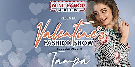 Valentine's Fashion Show