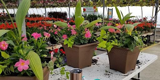Tropical Planter Workshop