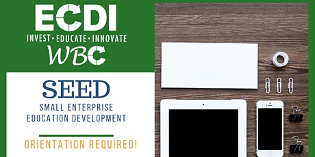 Small Enterprise Education Development (S.E.E.D.) tickets
