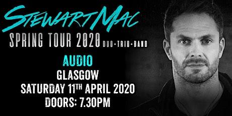Stewart Mac - Live in Glasgow tickets